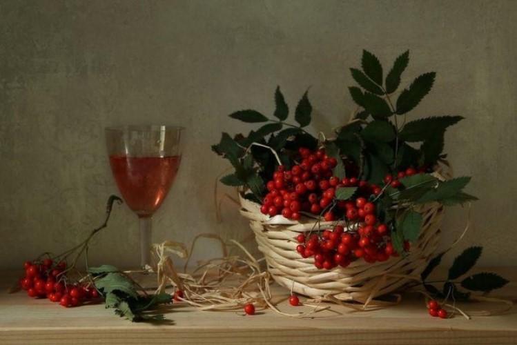 Домашнее вино из рябины. Несколько простых рецептов