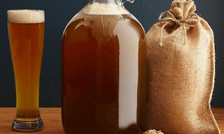 Как приготовить домашнее пиво в мини пивоварне Beer Zavodik