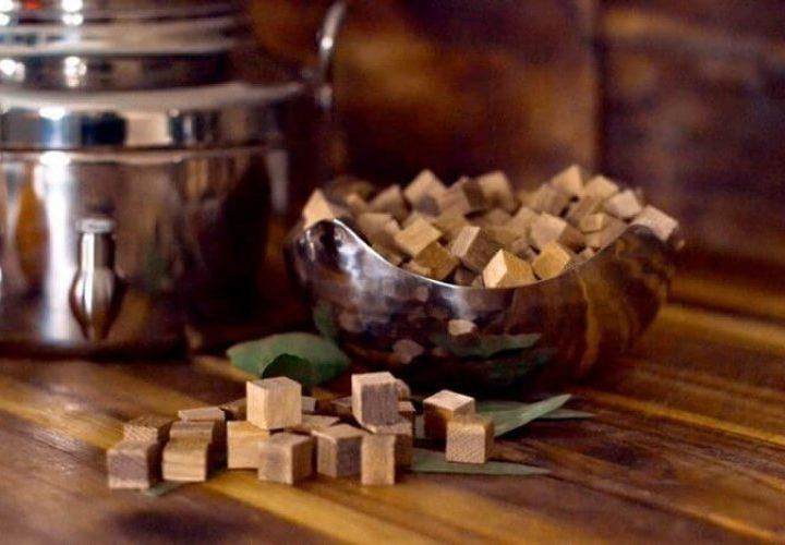 Как не получить «плинтусовку»: правильно готовим щепу перед выдержкой