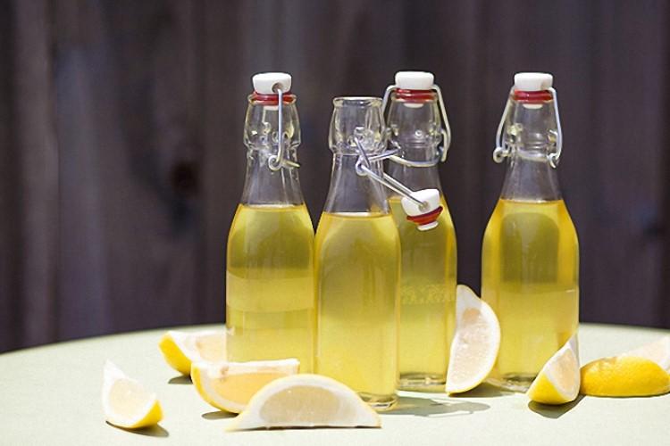 Лимонный висельник. Нетипичный рецепт цитрусовой настойки.