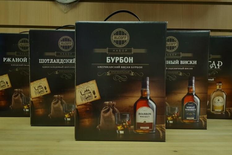 Как приготовить виски из набора для домашней дистилляции ALCOFF