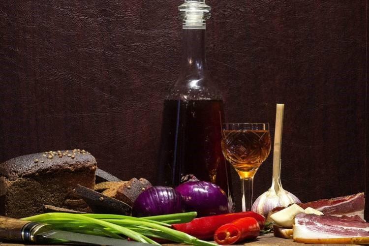 Рецепт настойки «Бородинская»