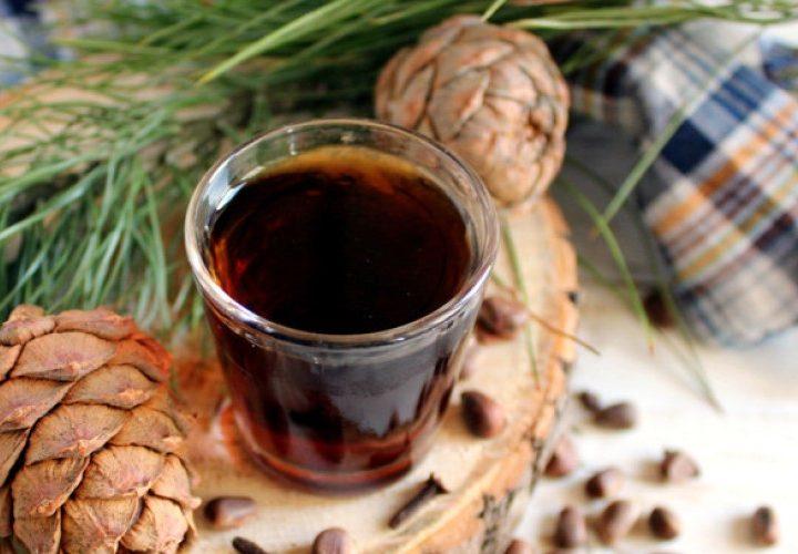 Настойка на кедровых орешках. Старинный сибирский рецепт кедровки на спирте