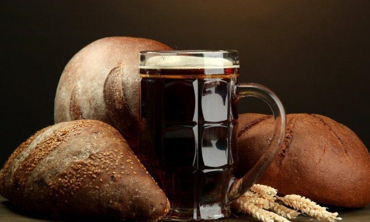 Пиво из ржаного сусла. Квасное пиво или домашний Гиннесс.