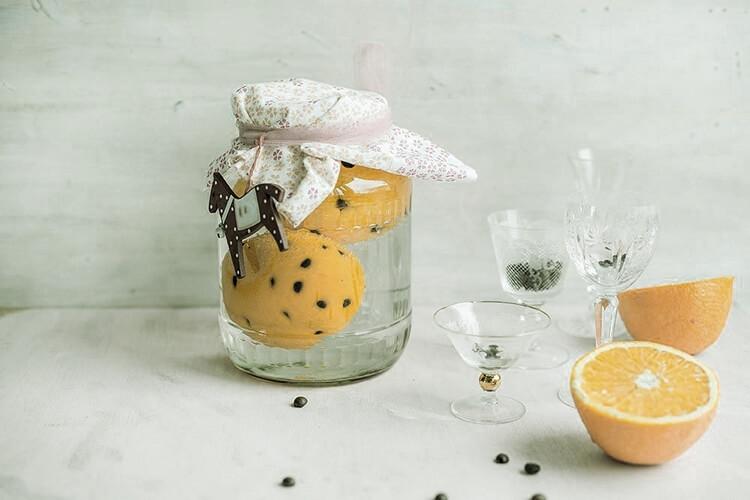 Рецепт кофейно-апельсинового ликера 44