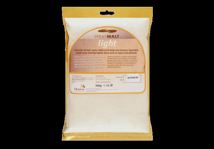 Сухой неохмеленный солодовый экстракт — разные способы использования